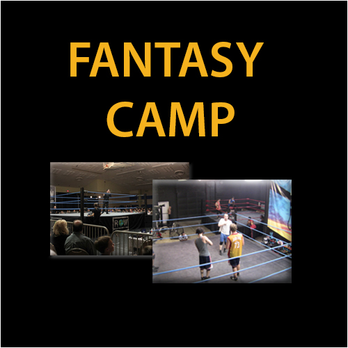 Fantasy Camp Shop