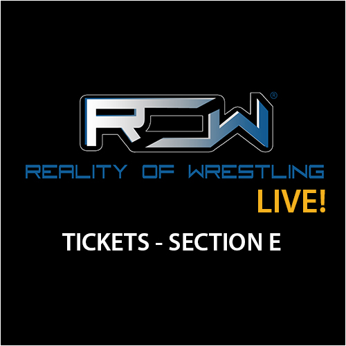 ROW Live Tickets Section E